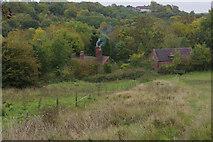 SJ6903 : Lees House Farm by Stephen McKay