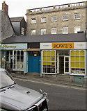 SW7834 : Rowe's Cornish Bakers, Penryn by Jaggery