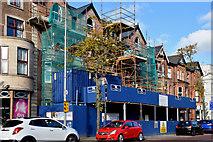 J3373 : Nos 53-57 Botanic Avenue, Belfast - October 2015(1) by Albert Bridge