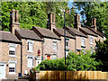 SO7192 : Ebenezer Row in Bridgnorth, Shropshire by Roger  Kidd