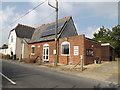 TM0414 : East Mersea Village Hall by Geographer