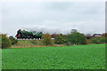 SP7407 : 'Cathedrals Express' south of Haddenham by Robin Webster