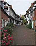 SP0957 : Alcester: Malt Mill Lane by John Sutton