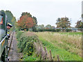 SP7701 : Lineside view, Chinnor & Princes Risborough Railway by Robin Webster