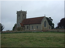 TM0956 : St Mary Church, Creeting St.Mary by JThomas