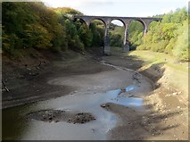 SD7217 : Drained reservoir by Philip Platt