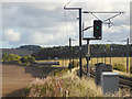 NT8960 : East Coast Main Line at Restonhill by Oliver Dixon
