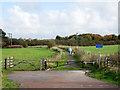 NZ2633 : Bridleway heading towards Merrington Lane by Trevor Littlewood