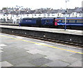 SX4755 : First Great Western train in Plymouth station by Jaggery