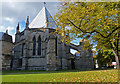 SK9771 : Octagonal Gothic Chapter House by Mat Fascione