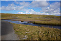 NY7533 : The River Tees at Troutbeck Foot by Ian S