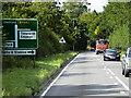 TL8568 : A134 near Timworth by David Dixon
