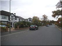 TQ3868 : Whitecroft Way, Park Langley by David Howard