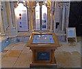 SK9771 : Facsimile of the Magna Carta by Mat Fascione