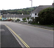 SW7834 : No parking on Saracen Way, Penryn by Jaggery
