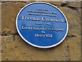 SK7518 : Sir Thomas Cromwell : Blue Plaque on Anne of Cleves House by SK53