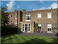 TQ1877 : Cambridge Cottage, Kew Green, Surrey by Christine Matthews