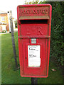 TM0113 : Mill Road Postbox by Adrian Cable