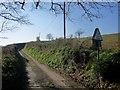 SS7319 : Buckham Hill by Derek Harper