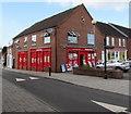 SJ5441 : Bargain Booze, Whitchurch, Shropshire by Jaggery