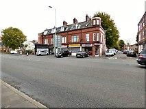 SJ8297 : Chester Road by Gerald England