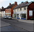 SJ5441 : Whitchurch Insurance Services, Whitchurch, Shropshire by Jaggery