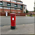 SJ8297 : Edward VII Postbox (M16 146D) by Gerald England
