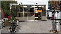 TQ3386 : Stoke Newington Overground station by David Martin