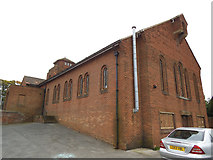 SE3535 : Church of the Ascension, Seacroft: west end by Stephen Craven