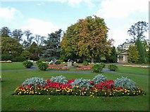 SE2955 : The Valley gardens Harrogate by Steve  Fareham