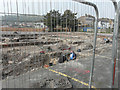 TR3241 : Archaeological excavations, Russell Street carpark by John Baker