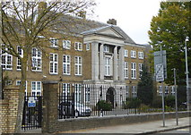 TQ1884 : Alperton Community School Upper School by Rod Allday