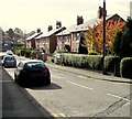 SJ5441 : Liverpool Road, Whitchurch by Jaggery