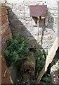HY5016 : Shapinsay: old toilet (?) at South Church by Chris Downer