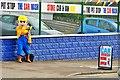 SJ9044 : The Pit Stop (Car Wash) in Longton by Stu JP