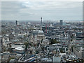 TQ3280 : View to the West from Sky Garden, Fenchurch Street, London by Christine Matthews
