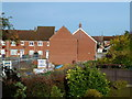 TF4208 : New houses being built, Sayer's Crescent, Wisbech St Mary - 4 by Richard Humphrey