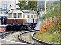 SD8610 : GWR Autotrain at Heywood Station by David Dixon