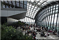 TQ3380 : View from the Sky Garden, Fenchurch Street, London by Christine Matthews
