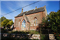NY6132 : Former Chapel at Skirwith by Ian S