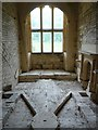 SO8001 : Woodchester Mansion - Exposed top of groin vault by Rob Farrow