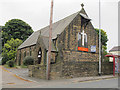 SE2629 : All Saints church, Churwell, closed by Stephen Craven