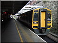 SK3586 : Platform 8A, Sheffield Railway Station by JThomas