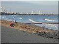 NZ3279 : Blyth South Beach by Oliver Dixon