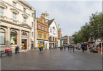 SK5804 : High Street, Leicester by David P Howard