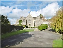 ST6601 : Cerne Abbas, Abbey House by Mike Faherty