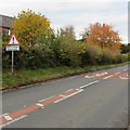 SJ2206 : Queues likely, Welshpool by Jaggery
