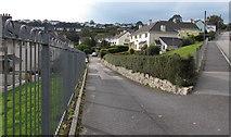SW7834 : Junction in Penryn by Jaggery