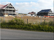 TR2955 : Redevelopment of the former Hammill Brick Works by John Baker
