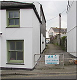 SW7834 : Northern end of Slades Lane, Penryn by Jaggery